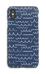 Vagues Coque  IPhone XS