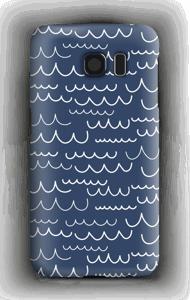 Aallot kuoret Galaxy S6