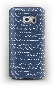 Vagues Coque  Galaxy S6 Edge