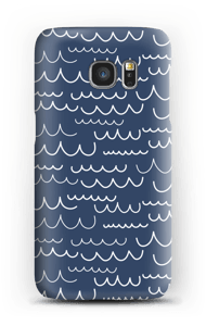 Aallot kuoret Galaxy S7