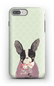 French bulldog case IPhone 7 Plus tough