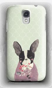 Fransk bulldog deksel Galaxy S4