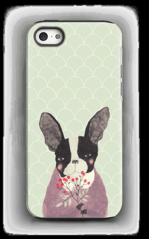 Fransk bulldog skal IPhone 5/5s tough