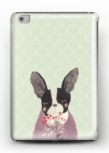 Flower dog case IPad mini 2