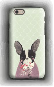 Flower dog case IPhone 6 tough