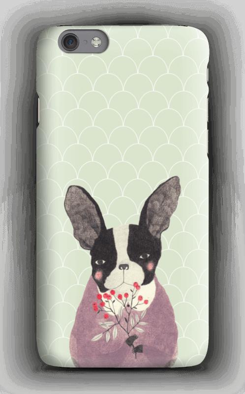 Fransk bulldog skal IPhone 6s