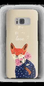 Ræv cover Galaxy S8