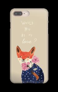 Fox case IPhone 8 Plus