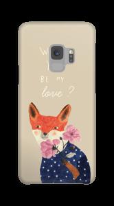 Fuchs Handyhülle Galaxy S9