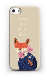 Un renard Coque  IPhone 5/5S