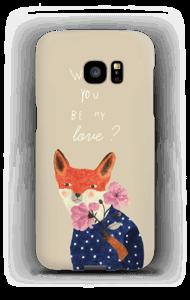 Fox case Galaxy S7 Edge