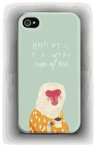 Apina kuoret IPhone 4/4s