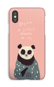 Panda deksel IPhone XS