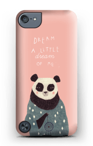 Pink panda case IPod Touch 5