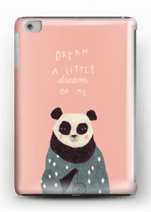 Pink panda case IPad mini 2