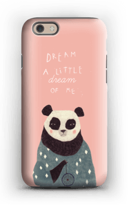 Panda dream case IPhone 6 tough