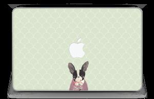 """Bulldog Skin MacBook Air 11"""""""