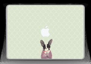 "Bulldog  Skin MacBook Pro 13"" -2015"