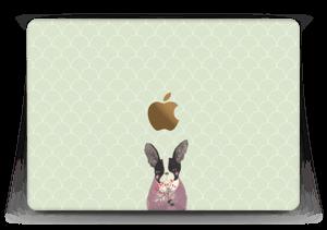 "Bulldog Skin MacBook 12"""