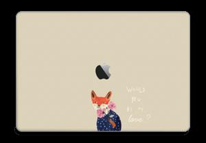 "Kettu tarrakuori MacBook Pro 15"" 2016-"