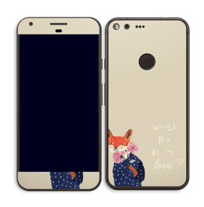 Un renard Skin Pixel XL
