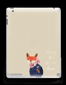 Fox love Skin IPad 4/3/2