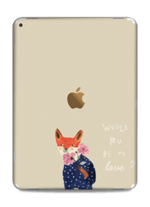Fox love Skin IPad Pro 12.9