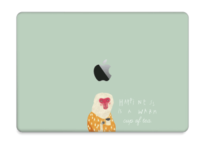 "Monkey happiness Skin MacBook Pro 13"" 2016-"