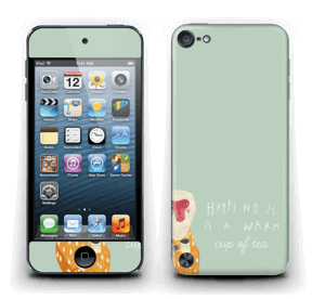Monkey happiness  Skin IPod Touch 5th Gen
