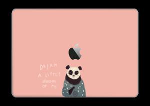 "Dreamy panda  Skin MacBook Pro 13"" 2016-"