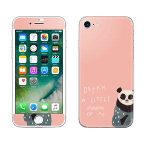 Un panda Skin IPhone 7