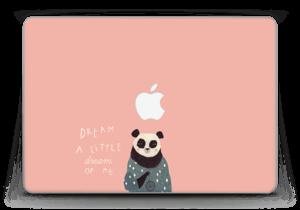 "Dreamy panda  Skin MacBook Pro Retina 13"" 2015"
