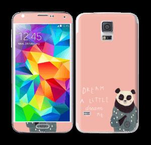 Dreamy panda  Skin Galaxy S5