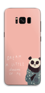 Dreamy panda  Skin Galaxy S8