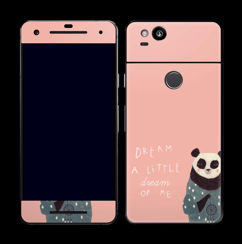 quality design 29434 d01c1 Dreamy panda - Pixel 2 skin