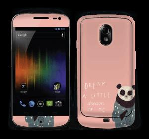 Dreamy panda  Skin Nexus