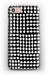 Strass deksel IPhone 7