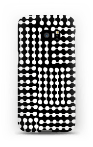 Black & White case Galaxy S7 Edge