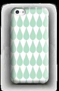 Regentropfen Handyhülle IPhone 5c