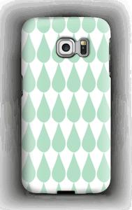 Regn deksel Galaxy S6 Edge