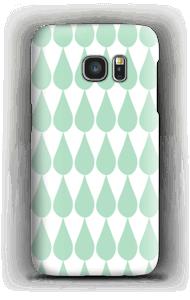 Regentropfen Handyhülle Galaxy S7