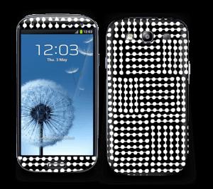 Strass Skin Galaxy S3