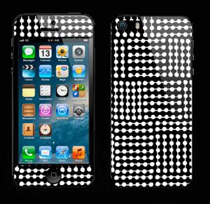 White & Black  Skin IPhone 5s