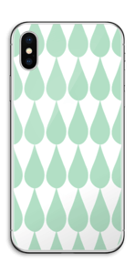 Drops  Skin IPhone X