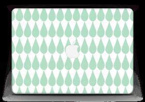 """Drops  Skin MacBook Air 13"""""""