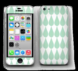 Gouttes de pluie Skin IPhone 5c