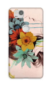 Flower Crown case Pixel 2