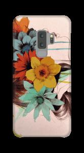 Blumenkranz Handyhülle Galaxy S9 Plus