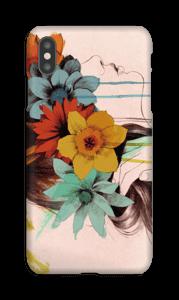 Blomsterkrans skal IPhone XS Max