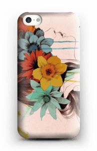 Flower girl case IPhone 5c